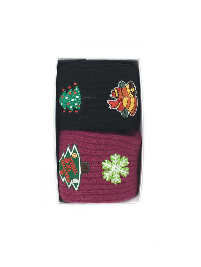 CHRISTMAS BOX 1 PATCH | Acquista Online Andrea Mariani Firenze