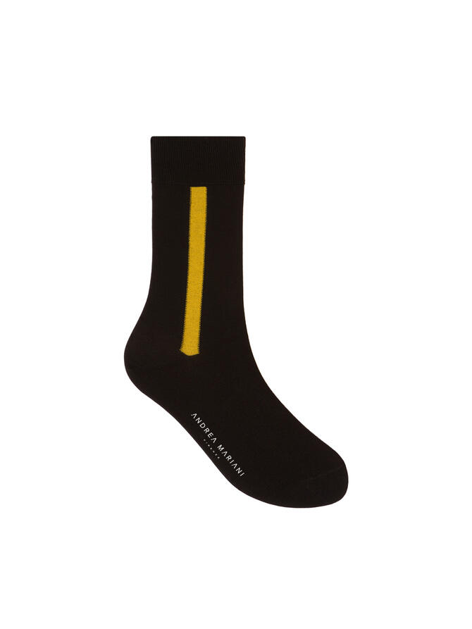 SIDE BAND BLACK & YELLOW | Acquista Online Andrea Mariani Firenze